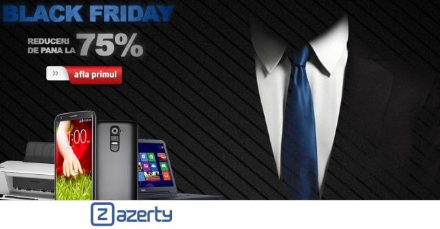 Azerty - Black Friday 2014